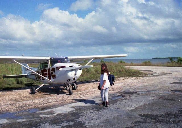 vuelos a Belice Cayos en avioneta