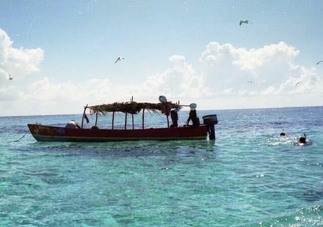 barca de Belize