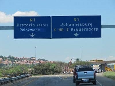 carreteras sudafrica