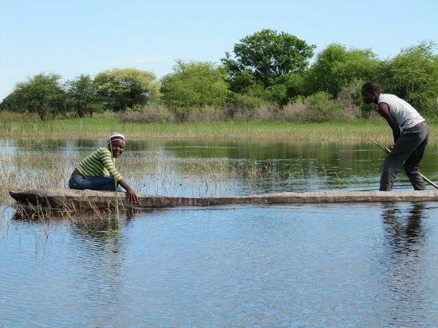 gente Botswana