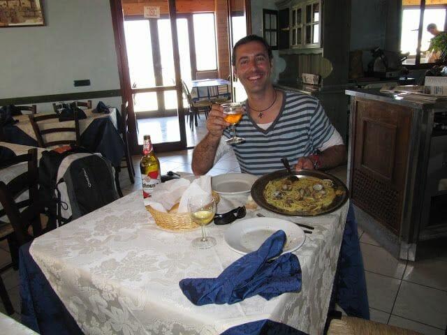 comer en Bugherru