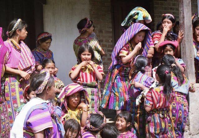 Zunil en el viaje a la ruta maya