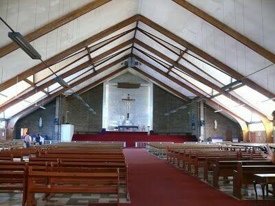 iglesia regina mundi soweto