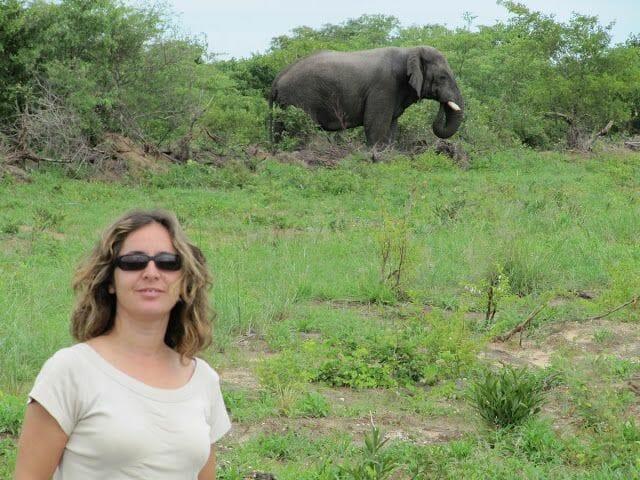 marta y elefante