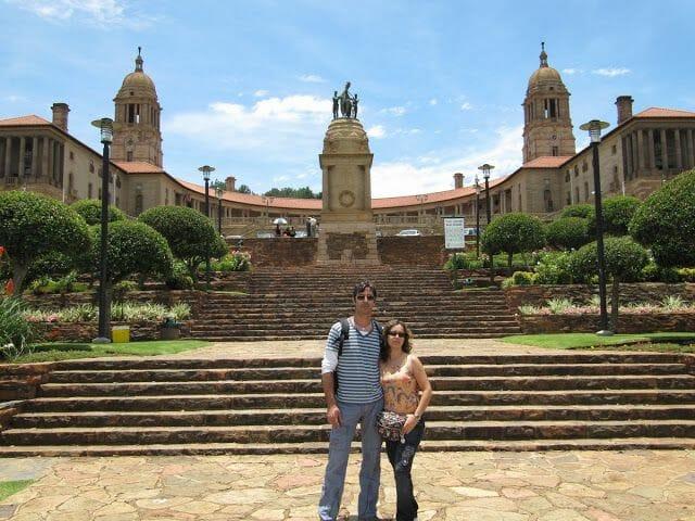 union buildings pretoria, gobierno presidencia de Sudafrica