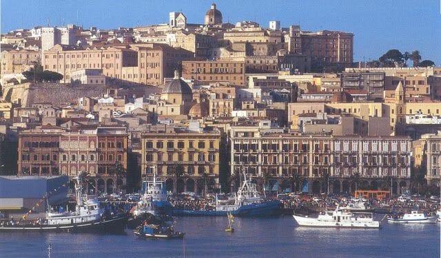 puerto de Cagliari