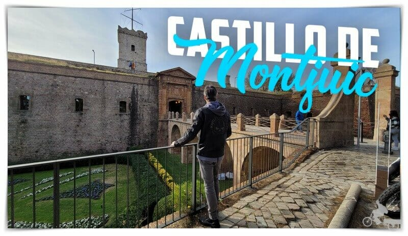castillo de Montjuic de Barcelona