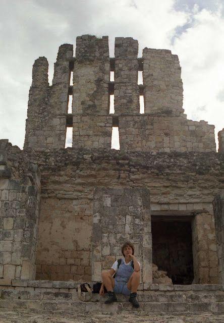 ruinas de Edzná