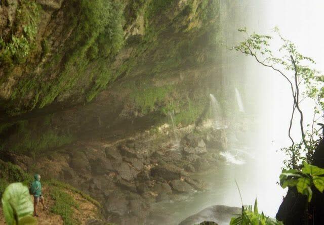 cascadas misol-ha parte de atras