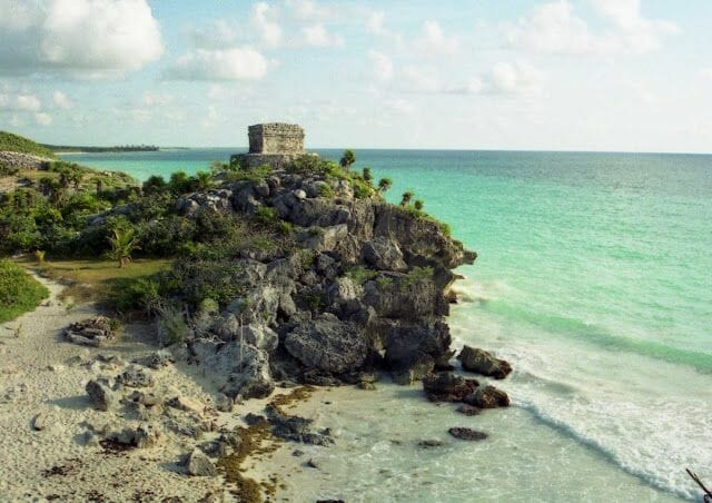 ruinas de Tulum - Ruta maya