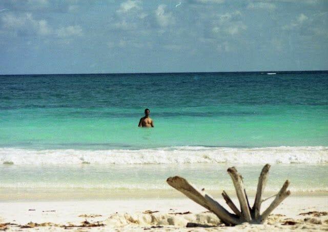 playas de Tulum - Ruta maya