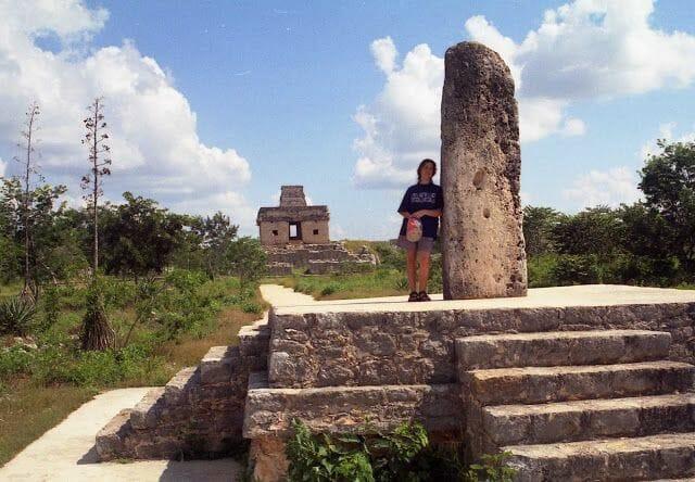 ruinas de Mérida