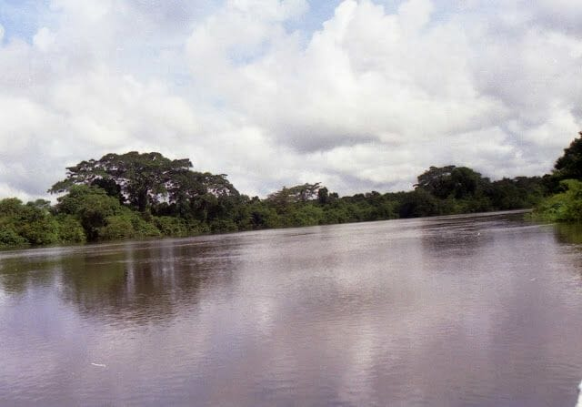 ruinas de Ceibal