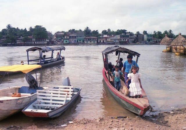 barcos mexico