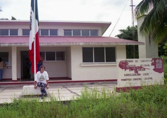 frontera mexico selva lacandona