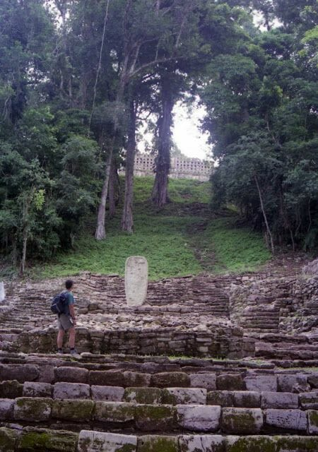 Tour a Yaxchilán y Bonampak