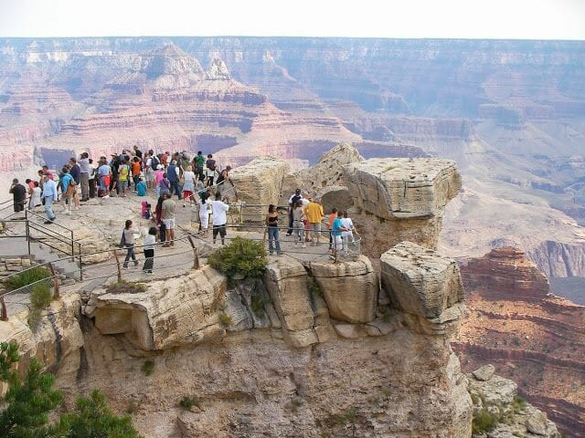GRAND CANYON ruta Costa Oeste EEUU