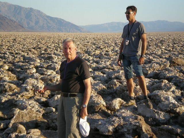 Death Valley - viaje a la Costa Oeste de Estados Unidos