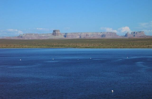 Lake Powell - viaje a la Costa Oeste de Estados Unidos