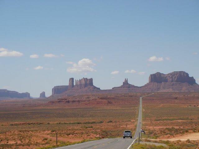 Monument Valley - viaje a la costa Oeste de Estados unidos en 21 días