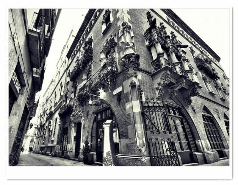 casa marti montsio barcelona - els Quatre Gats