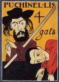 carteles - els Quatre Gats