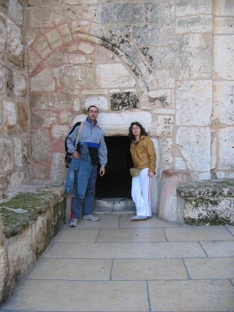 puerta de la Humildad