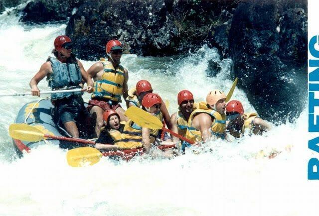 australia rafting