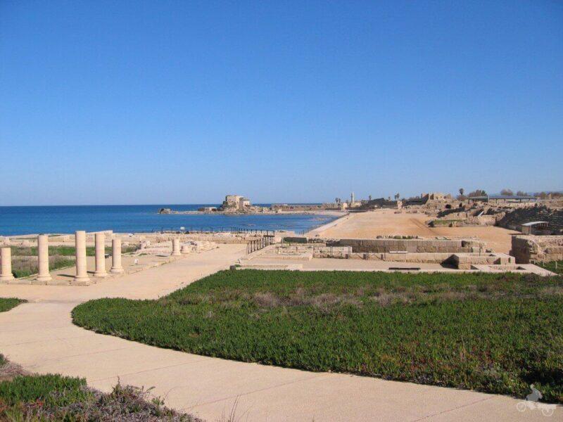 cesarea maritima israel - excursión a Cesarea Haifa Acre