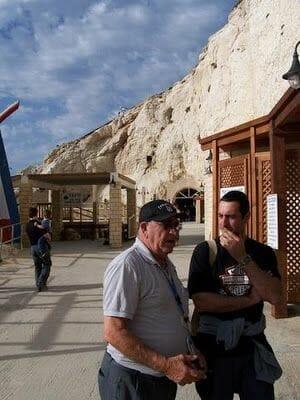 Rosh Hanikra - excursión a Cesarea Haifa Acre