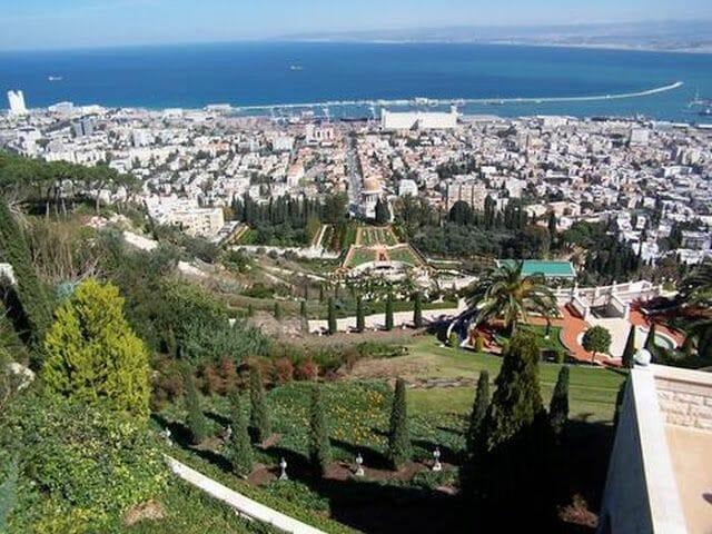 vistas de haifa - excursión a Cesarea Haifa Acre