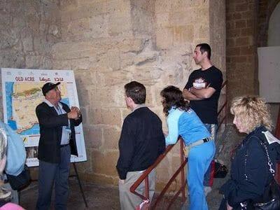 Acre - excursión a Cesarea Haifa Acre