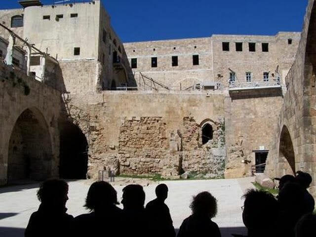 ruinas de Acre