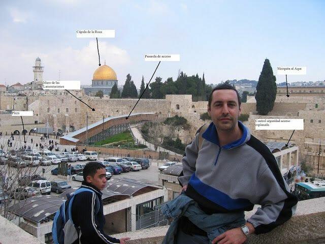 zona vieja de Jerusalén