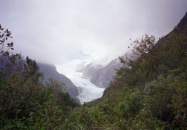 glaciares Nueva Zelanda