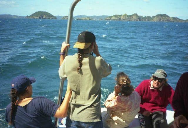 Viaje por Nueva Zelanda