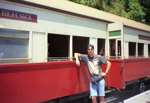 kuranda train australia