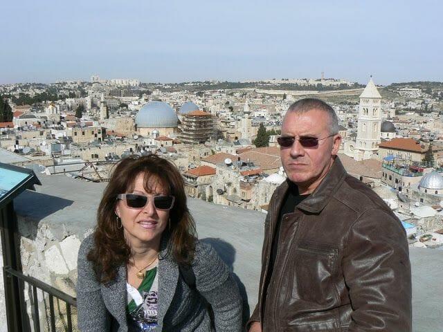 Santo sepulcro, torre Phasael, ciudadela de David