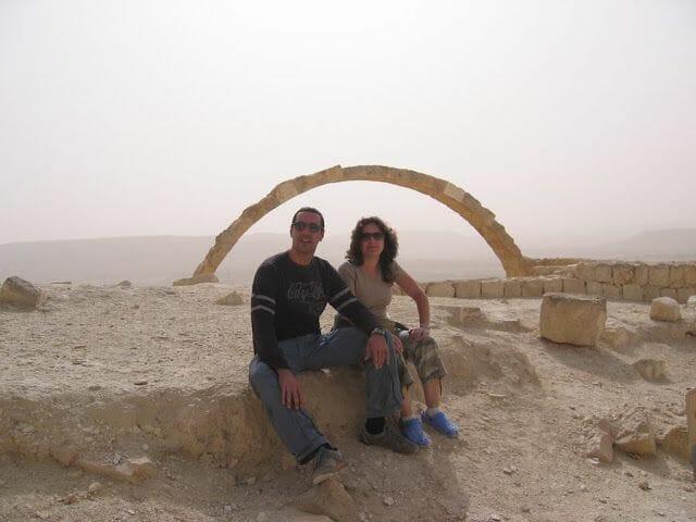 desierto del Néguev
