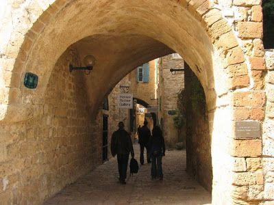 rincones de Jaffa o yafo
