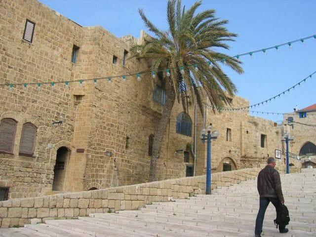 las calles de Yafo
