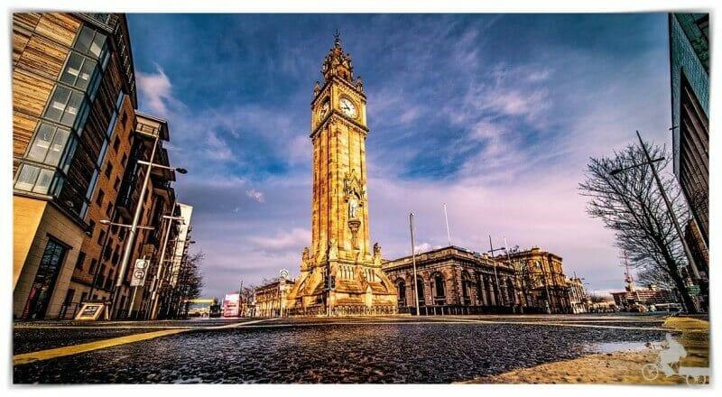 Albert Clock Tower - que ver en Belfast