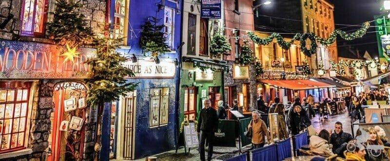 Barrio Latino de Galway