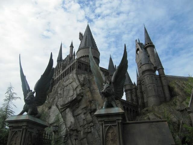 castillo harry potter orlando