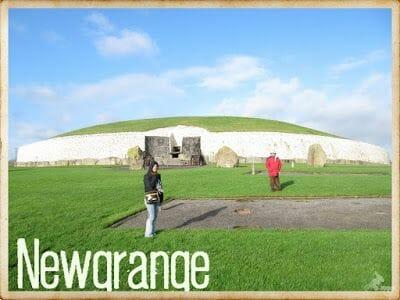 Newgrange - excursiones desde Dublín en español