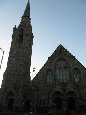 Presbiterian church, iglesia presbiteriana, iglesias de Belfast, iglesias neogoticas