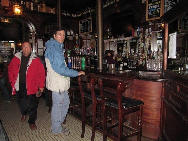 pub belfast, pub antiguo, pub irlandes, pub Garrick