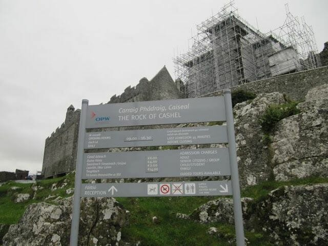 ROCK of CASHEL informacion