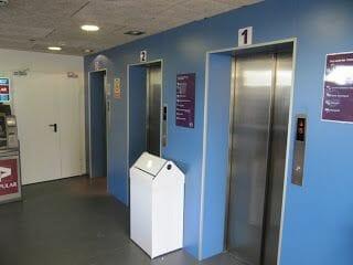 ascensores albergue Urbany