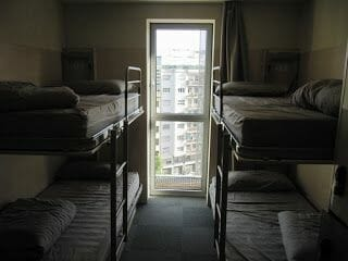 albergue Urbany habitacion